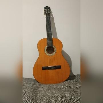Gitara klasyczna Clifton 4/4 z pokrowcem idealny