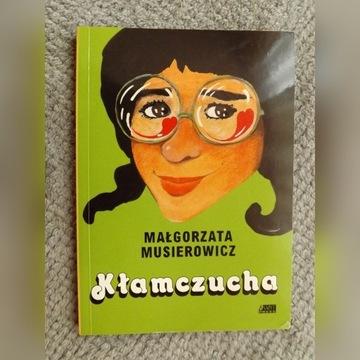 """Małgorzata Musierowicz """"Kłamczucha"""""""