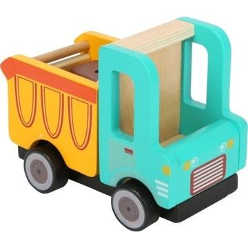 Samochód wywrotka dla dzieci