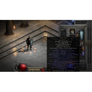 Diablo 2 Resurrected HOTO Serce Dębu+39 + Dodatki