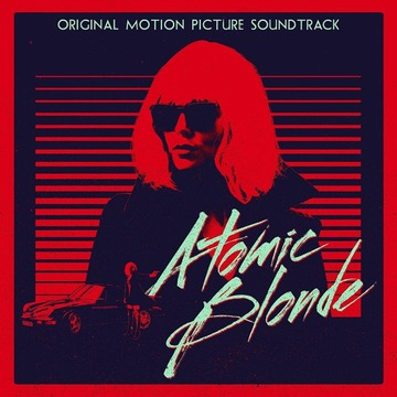 ATOMIC BLONDE - SOUNDTRACK CD FOLIA