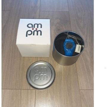 Zegarek młodzieżowy / chłopięcy APART AM:PM blue