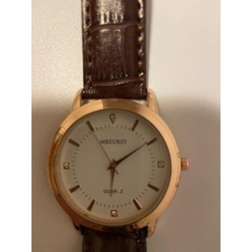 Zegarek wskazówkowy