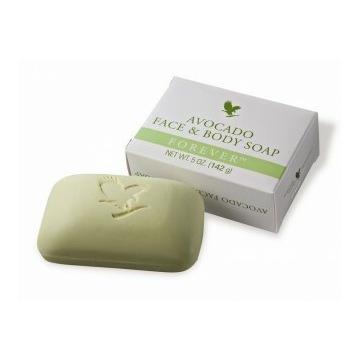 Aloe Avocado Face Body Soap