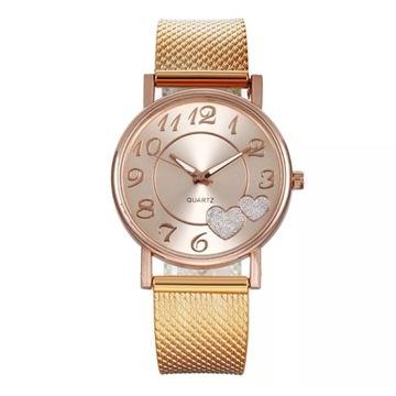 Elegancki zegarek damski  LICYTACJA od 1zł