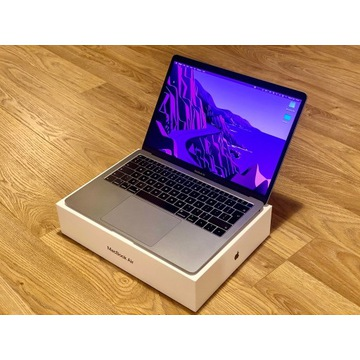 Najmocniejszy MacBook Air 13' 2019 512GB SSD 16GB