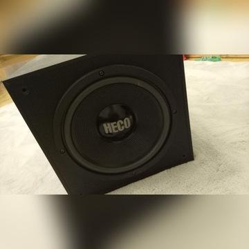 Głośniki Kolumny Heco 5.1 Kino domowe sub satelity