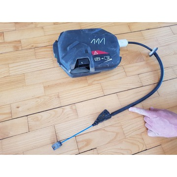 Hamulec ręczny elektryczny Citroen C4 IIDS