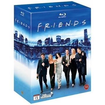 FRIENDS - Przyjaciele - 10 sezonów na BLU-RAY ang