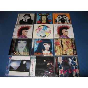 DEAD OR ALIVE  16 CD