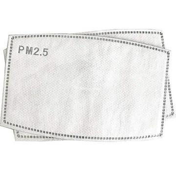 Filtr węglowy do masek ochronnych pm2.5 filtry N95