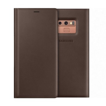 Etui Samsung Note 9 Wallet  Leather Cover Skóra