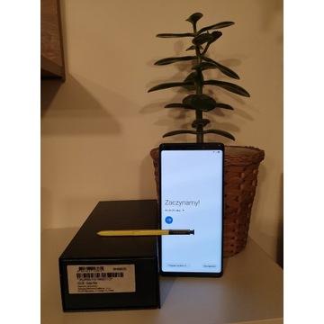 SAMSUNG Galaxy Note 9 128GB N960F/DS OceanBlue Kpl