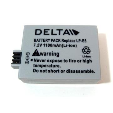 akumulator LP-E5 DELTA, Canon D450 D500