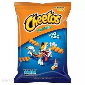 CHIPSY CHEETOS SER KETCHUP Spirale 80g