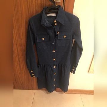 Sukienka Maare jeansowa