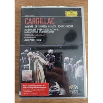 Cadillac Ponnelle opera dvd