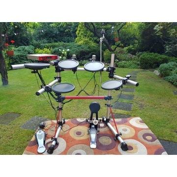 Perkusja elektroniczna Yamaha dtx iii