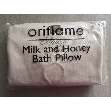 Oriflame Milk and Honey Bath Pillow