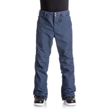 Spodnie DC RELAY roz L snowboard narty techniczne