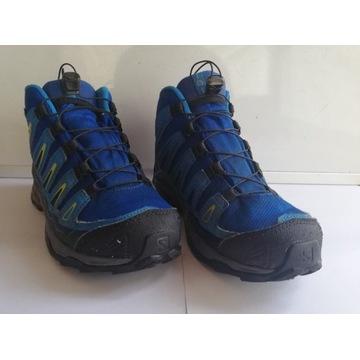 Buty trekkingowe Solomon R37 goretex