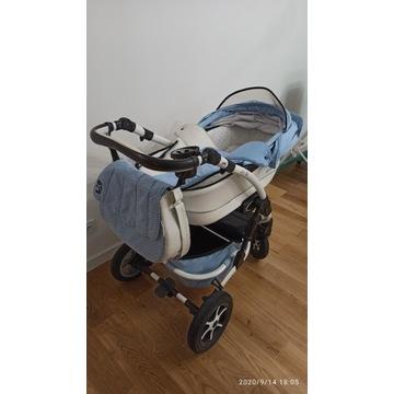 wózek babyactive baby active shell 3w1