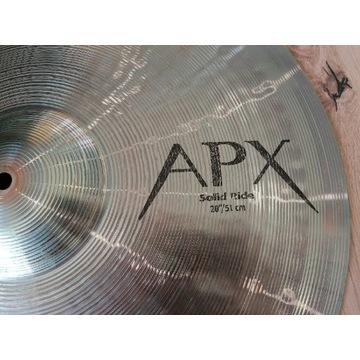 Ride 20 SABIAN APX talerz perkusyjny