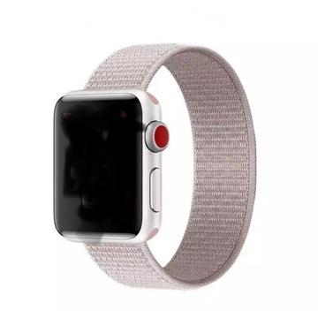 Nylonowy pasek do Apple Watch 42-44mm, M/L