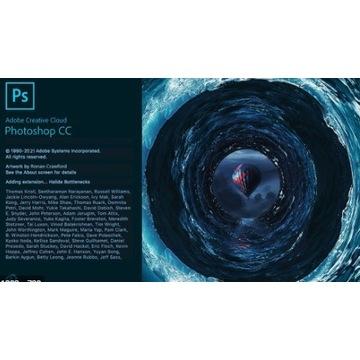 Adobe Photoshop CC 2021 -  dożywotnia !!! dla Win