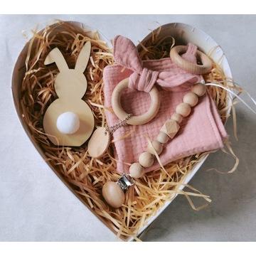 Prezent dla noworodka wyprawka Gift Box