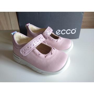 Półbuty Ecco First r.21 Baleriny Ecco