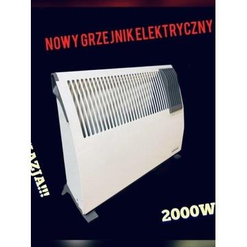 Grzejnik elektryczny konwektorowy 2000 W