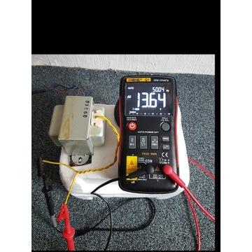 Transformator sieciowy 230 /13,6V