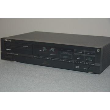 Odtwarzacz CD PHILIPS CD 604