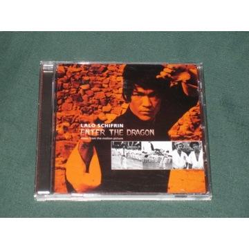 ENTER THE DRAGON  [WEJŚCIE SMOKA]  (CD)