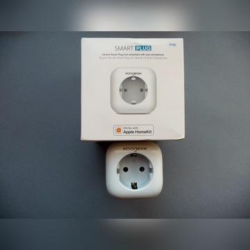 Smart Plug Koogeek inteligentne gniazdko HOMEKIT