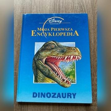 Moja pierwsza encyklopedia - Dinozaury