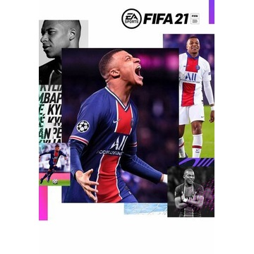FIFA 21 Origin key klucz GLOBAL
