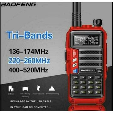 Nowość! Radiotelefon krótkofalówka Baofeng UV-S9