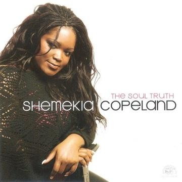 SHEMEKIA COPELAND The Soul Truth CD
