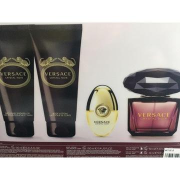 Perfumy Versace zestaw  USA oryginalne gel body