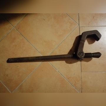 Klucz hydrauliczny samozaciskowy klucz do rur