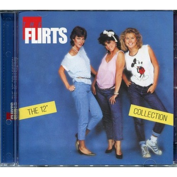 """THE FLIRTS The 12"""" Collection"""