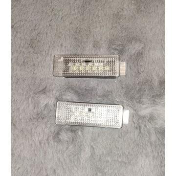 Oświetlenie na nogi ambient LED BMW F10 F11 F30 F3