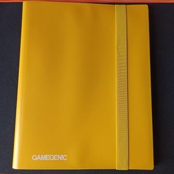 Gamegenic casual album 18-pocket yellow żółty