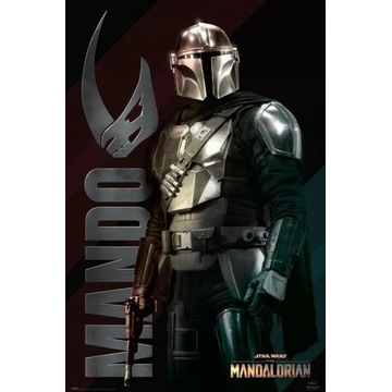 Plakat Star Wars: The Mandalorian This is The Way