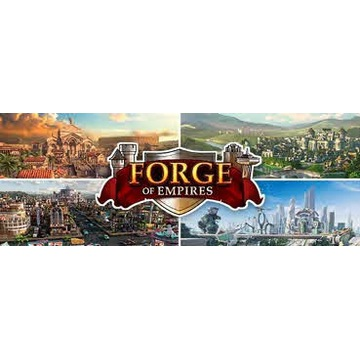 Forge of Empires konto