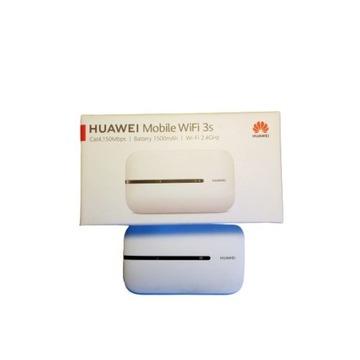 Router Huawei Wifi 3s E5576