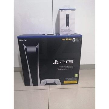Konsola SONY PlayStation 5 (Digital)