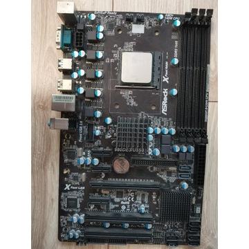 ASRock 980DE3/U3S3 AM3+ FX6100